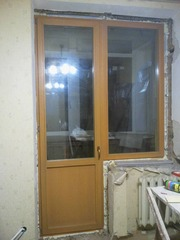 Изготовление деревянных окон, подоконников, доставка-монтаж
