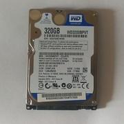 HDD SATA 320GB от ноутбука MSI L735