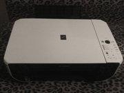 Продам принтер МФУ Canon MP210 рабочий