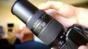 Профессиональный фотоаппарат Сanon 400D + телеобъектив TamronAF 70-300