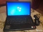 Продам двухядерный ноутбук Lenovo G555 2ядра .