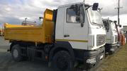 Самосвал МАЗ-5550С5-520-021 Евро-5