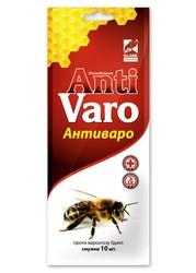 Антиваро (10 полосок в уп.) от варроатоза 55 грн