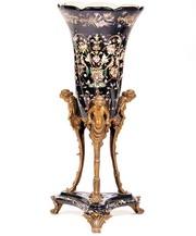 ваза фарфор бронза !!!