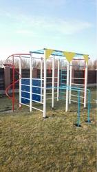 Спортивный игровой комплекс Лампа подросткам с 6 лет