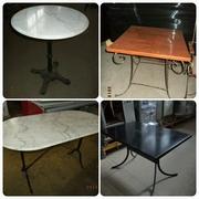 Продам хорошие столы для кафе,  бара,  паба,  ресторана,  дома и дачи б/у