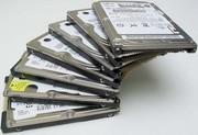 Продам жесткие диски к ноутбукам Acer (б/у).