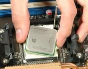Процессоры к ноутбукам (б/у).