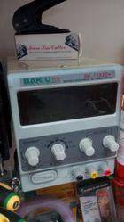 Лабораторный блок питания цифровой BAKU 1502D+  15В 2А    Цифровая инд