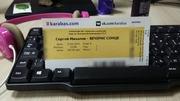 1 билет на концерт Михалка (Ляпис,  Brutto) 25 апреля,  Атмасфера 1й ряд