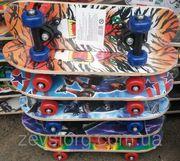 Скейтбордскейт Rave детский мини 43х13 см