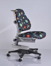 Детское кресло Mealux Y-818 GB черное с жучками