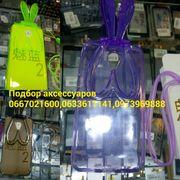 Чехол зайчик и стекло Meizu M2mini   Подбор аксессуаров и защитных ст