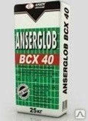 Клей для пенопласта и мин ваты АНСЕРГЛОБ ВСХ-40 25 кг