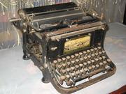Пишущая машинка Континенталь