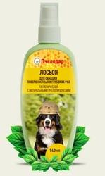 """Лосьон """"Пчелодар"""" гигиенич. с пчелопродуктами для санации ран"""