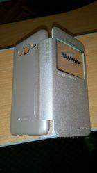 Книга и стекло Samsung J5 J500 J2 J7  Подбор чехлов,  аксессуаров,  стек