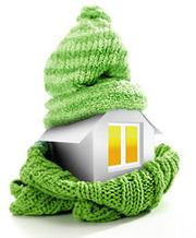 Услуги по утеплению зданий