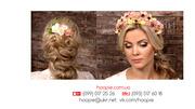 Свадебные аксессуары для волос,  ободки с цветами,  венки на голову