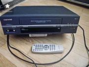 Мультисессионный видеомагнитофон DAEWOO T280K,  новый,  не использовался