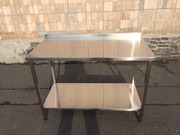 Металлические столы бу