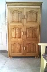 Дубовый шкаф-комод