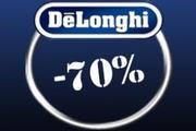 Распродажа кофемашин и другой техники DeLonghi