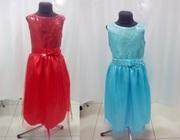 Детские нарядные платья - распродажа