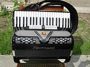 Итальянский аккордеон- Marinucci- made in italia