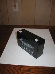 Аккумулятор Leoch DJW 6В 12Ач до детского электромобиля: машинки,  вело