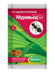 Муравьед  1 мл - средство от садовых муравьев