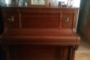Старинное немецкое пианино