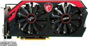 Продам бу MSI GeForce GTX 760 Gaming TF