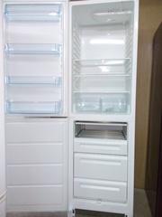 Холодильники бу из Швеции 2 метра