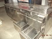 В продаже Холодильный стол,  б у в рабочем состоянии.