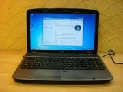 Мощный игровой ноутбук Acer Aspire 5738