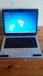 Отличный ноутбук для работы Toshiba (б/у)