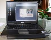 Отличный легкий ноутбук Dell Latitude D630