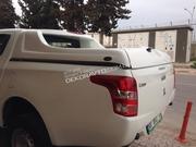 Кунги,  крышки,  вкладыш в кузов,  для VW Amarok,  ,  Mitsubishi L200,  Niss