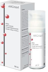 Айсида.Крем для сухой и чувствительной кожи лица и тела ( 50 мл)