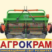 Картофелекопалка транспортерная двухрядная КТН-2Т