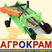 Картофелекопалка транспортерная ДТЗ-1Б