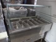 Холодильный мармит  б у в рабочем состоянии