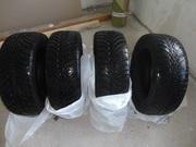 Продам шины 225/55R17 зимние Goodyear ultragrip ice комплект 4 шт