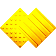 Тактильная плитка полиуретановая