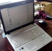Ноутбук Acer Aspire 7220 (Экран 17)