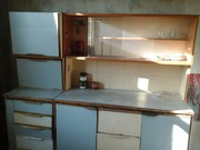 Кухонный шкаф б/у