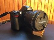 Фотоаппарат Nikon D70+NIKKOR 28-80mm