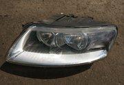 Фара правая,  левая AUDI A6 C6 английская версия,  оригинал