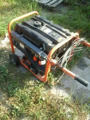 Продам бензиновый генератор NIK PG5500 Срочно!!